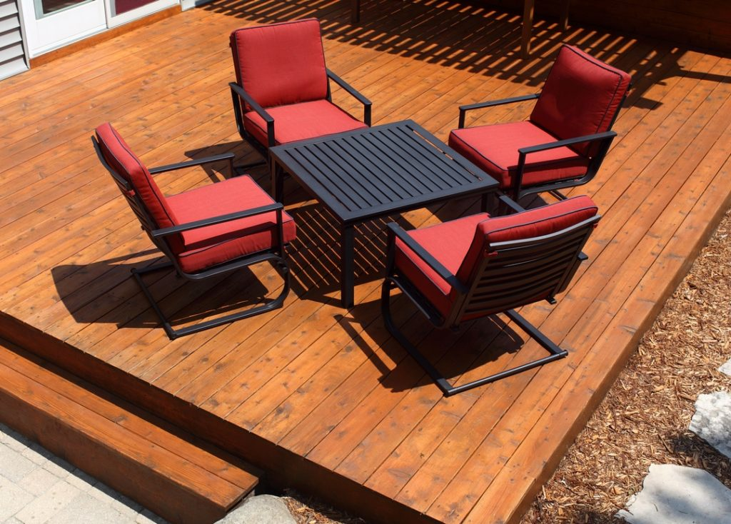 4 Secret Tips to Make Your Patio Furniture Last Forever