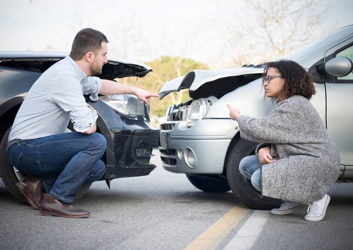 When Wheels Collide: 5 Ways to Handle an Auto Accident