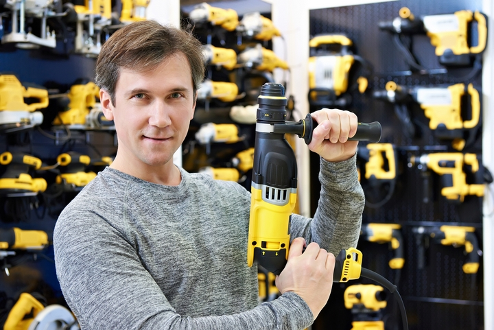 Nuts & Bolts: 4 Power Tools to Buy Your Husband
