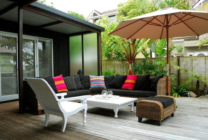 So Cozy Outside: 4 Design Features of Your Outdoor Furniture