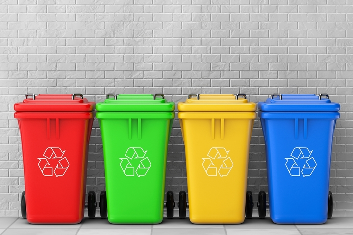 Take Out the Trash: 5 Guidelines for a Recycling Container