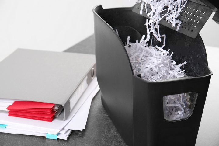 Don't Dispose: 7 Types of Documents You Should Never Shred